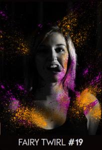 Portrait Fairy Twirl