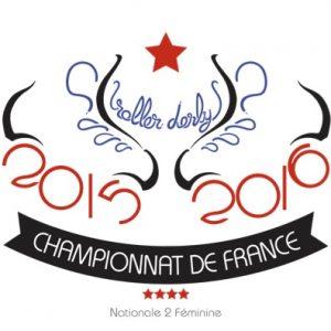 FLASHBACK // Le Championnat de France de Roller Derby 2016