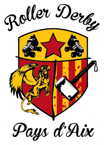 Logo Roller Derby Pays d'Aix