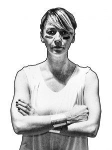 Portrait Mimi Brin d'Acier