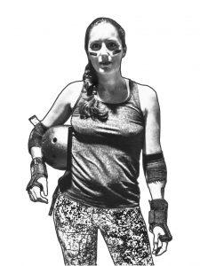 Portrait Flogging-Meli